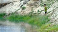 Một góc đại dự án mỏ sắt Thạch Khê, Hà Tĩnh.