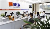 SHB đạt 3.100 tỷ đồng lợi nhuận sau 6 tháng