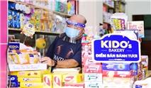 KIDO trở lại thị trường bánh kẹo sau 6 năm vắng bóng