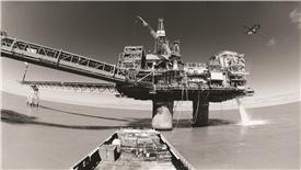 Lệnh trừng phạt Iran đẩy giá dầu đi lên