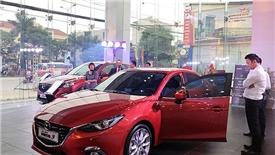 Ô tô nhập khẩu tiếp tục giảm 20% trong tuần qua