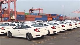 Ô tô nhập khẩu tuần qua giảm hơn 11%