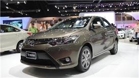 Toyota tăng tốc bám đuổi Thaco trong cuộc chiến thị phần