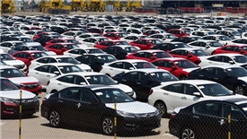 Gần 3.500 ô tô nhập khẩu về Việt Nam trong tuần qua