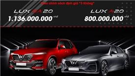 'Bóc' giá bán xe ô tô VinFast