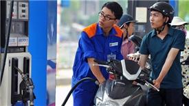 Giá xăng RON 95 giảm gần 600 đồng mỗi lít từ hôm nay