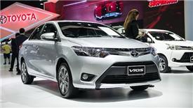 Dòng xe Vios giúp Toyota giành lại ngôi vương trên thị trường ô tô Việt