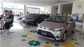 Toyota vẫn xếp sau Thaco về thị phần dù giảm giá sâu nhiều mẫu xe