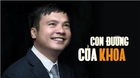 Đường đến thành công của tân CEO FPT Nguyễn Văn Khoa