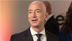 Ông chủ Amazon phá vỡ mọi kỉ lục về tài sản, trở thành người giàu nhất thế giới