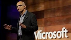 Điện toán đám mây giúp doanh thu Microsoft 'bay cao', phá vỡ 100 tỷ USD