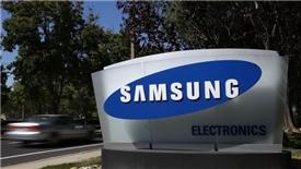 """""""Bánh kẹp nhân Samsung"""" trong thị trường di động thế giới"""