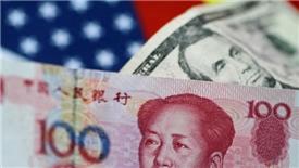 Đồng Nhân dân tệ có thể giảm thêm 10% giữa chiến tranh thương mại