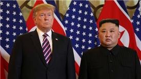 Bước chạy 'phút 90' nhằm cứu vãn hội nghị Mỹ - Triều