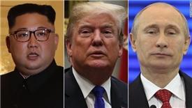 Nhân tố Mỹ trong hội nghị Nga – Triều