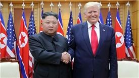 Lạc quan lan tỏa sau cuộc gặp Mỹ - Triều bất ngờ