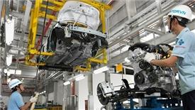 Bộ Tài chính đề xuất áp thuế 0% với nhập khẩu linh kiện ô tô