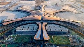 Sân bay mới kéo Trung Quốc gần hơn với thị trường hàng không lớn nhất