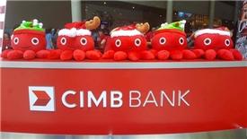 """Mô hình ngân hàng """"khôn ngoan"""" của CIMB trong thị trường tài chính số"""