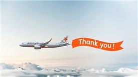 Hãng hàng không giá rẻ Jetstar Pacific ngập chìm trong thua lỗ