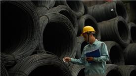 Công ty thép lớn nhất thị trường đặt kế hoạch lợi nhuận giảm 22%