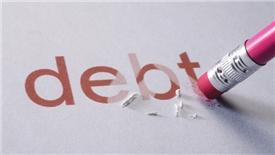 Ngân hàng xóa nợ