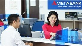 VietABank tăng lãi suất lên 9,1% để đạt mục tiêu huy động gần 50 nghìn tỷ đồng