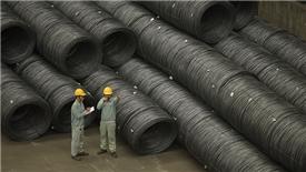 Tiêu thụ thép xây dựng của Hòa Phát tăng trưởng chậm