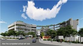 Tập đoàn Nhật đầu tư trường quốc tế và trung tâm mua sắm ở Tây Hồ Tây