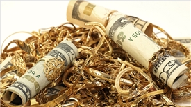 Giá vàng lao dốc như dự báo của nhà đầu tư