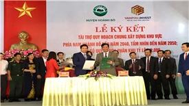 Văn Phú - Invest tài trợ quy hoạch chung xây dựng khu vực phía nam huyện Hoành Bồ, Quảng Ninh