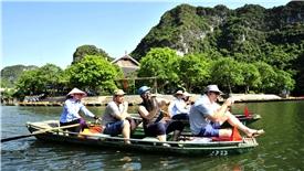 Đầu năm, vượt Trung Quốc, khách Hàn Quốc đến Việt Nam nhiều nhất