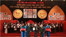 Văn Phú – Invest lọt Top 50 Nhãn hiệu hàng đầu Việt Nam