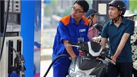 Giá xăng tiếp tục giảm từ chiều ngày 31/10