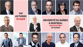 Chương trình học thạc sĩ điều hành cấp cao của Đại học UQAM, Canada