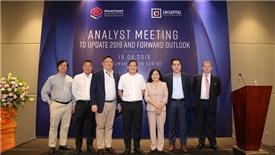 PDR đặt mục tiêu Top 5 nhà phát triển bất động sản hàng đầu Việt Nam