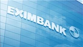 Tăng trưởng tín dụng của Eximbank gặp khó