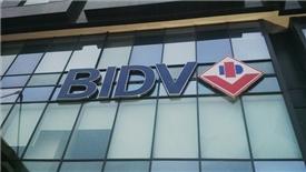 BIDV mạnh tay xóa nợ xấu trước khi bán cổ phần cho ngân hàng Hàn Quốc