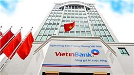 Lợi nhuận Vietinbank phục hồi