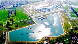 Nhà máy nước Sông Đuống vay Vietinbank gần 2.500 tỷ đồng