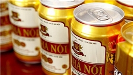 Bia Hà Nội đặt kế hoạch lợi nhuận thấp kỷ lục