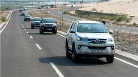 Toyota vượt Thaco trong cuộc chiến thị phần ô tô Việt Nam tháng 10/2018