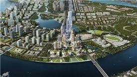 Thành phố Đế Vương chọn Hòa Bình làm tổng thầu dự án Empire City 1,2 tỷ USD