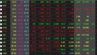Chứng khoán ngày 13/7: Lực cầu trở lại, VN-Index tăng vững chắc với 11 điểm