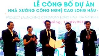 Đầu tư 1.000 tỷ đồng xây sẵn nhà xưởng cho thuê ở Khu công nghệ cao Đà Nẵng