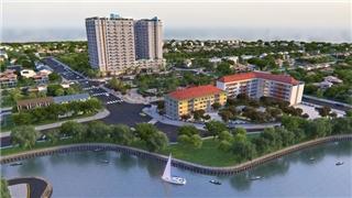 Sea Holdings tung gần 400 căn hộ cao cấp Fresca Riverside Thủ Đức
