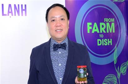 Bước đột phá mới của 'vua hồ tiêu' Phan Minh Thông
