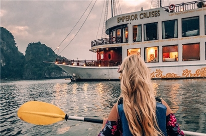 Du lịch Quảng Ninh nỗ lực vượt khủng hoảng