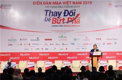 Bí quyết để doanh nghiệp Việt 'cất cánh' hậu M&A