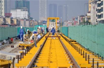 Nhiều tập đoàn Trung Quốc muốn xây đường sắt tại Việt Nam